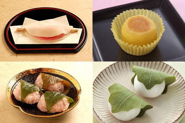 月ごよみ 京菓子づくり体験